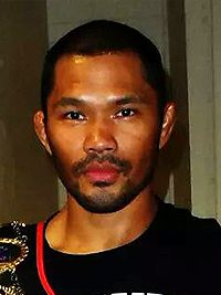 Alvin Cacdac (MMA Fighter)